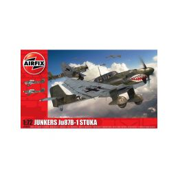 Airfix Junkers Ju87 B-1 Stuka (1:72) - 1
