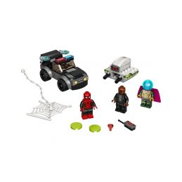LEGO Super Heroes - Spider-Man a Mysteriův útok dronem - 1