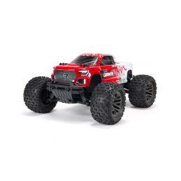 Arrma Granite 3S BLX 1:10 4WD RTR červená - 1