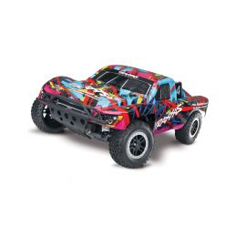 Traxxas Nitro Slash 1:10 TQi RTR Hawaiian - 1