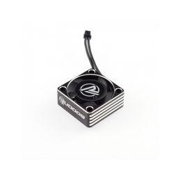 RUDDOG hliníkový větráček 25mm s černým kabelem - 1