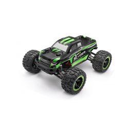 Slyder MT Monster Truck 1/16 RTR - Zelený - 1