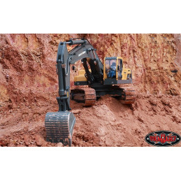 1/14 SCALE EARTH DIGGER...
