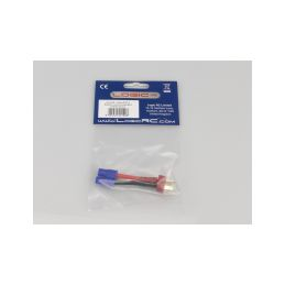 Redukce kabelová EC3 samice - Deans samec - 1