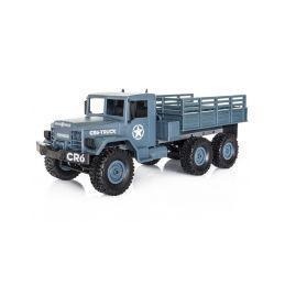 FUNTEK CR6 1/16 RTR 6x6 - modro šedá barva - 1