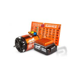 SKY RC Combo Cheetah 1/10 60A regulátor s 8,5záv. motorem - 1