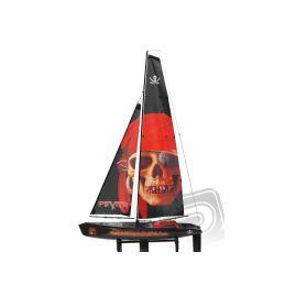 Pirate 2,4GHz RTR plachetnice - 9