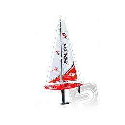 Focus plachetnice 2,4GHz RTR - Bez kýlu a závaží - 1