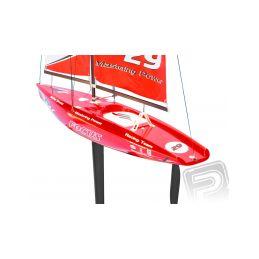 Focus plachetnice 2,4GHz RTR - Bez kýlu a závaží - 3