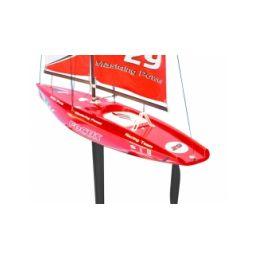 Focus plachetnice 2,4GHz RTR - Bez kýlu a závaží - 4
