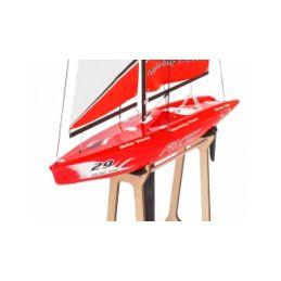 Focus plachetnice 2,4GHz RTR - Bez kýlu a závaží - 6