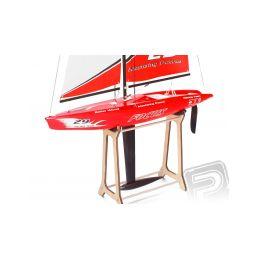Focus plachetnice 2,4GHz RTR - Bez kýlu a závaží - 7