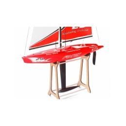 Focus plachetnice 2,4GHz RTR - Bez kýlu a závaží - 8