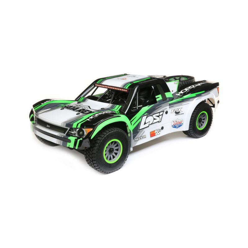 Losi Super Baja Rey 1:6 4WD RTR černá - 1