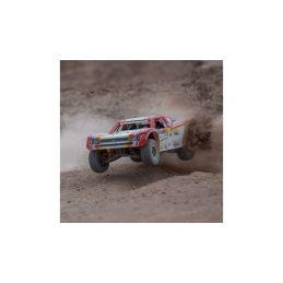 Losi Super Baja Rey 1:6 4WD RTR černá - 9