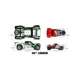 Losi Super Baja Rey 1:6 4WD RTR černá - 40