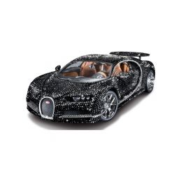 Bburago Bugatti Chiron 1:18 Crystal Version - 1