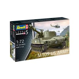Revell M109 US Army (1:72) - 1