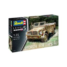 Revell Horch 108 Type 40 (1:35) - 1