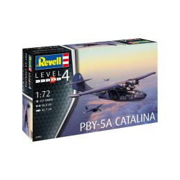 Revell Consolidated PBY-5a Catalina (1:72) - 1