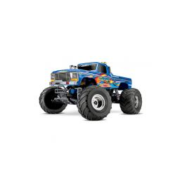 Traxxas Big Foot 1:10 RTR modrý - 1