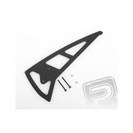 Uhlíkové ocasní plochy, R90 3D - 1
