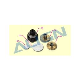 ALIGN - DS420 servo převody - 1