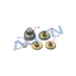 ALIGN - DS425M servo převody - 1