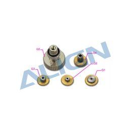 ALIGN - DS615S servo převody - 1