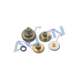 ALIGN - DS650 servo převody - 1