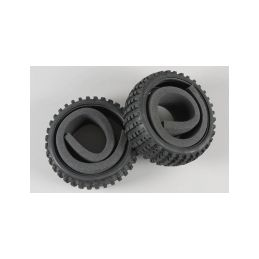 Baja gumy S úzké, s vložkou 2ks. (nenalepené) - 1