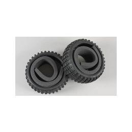 Baja gumy M úzké, s vložkou 2ks. (nenalepené) - 1