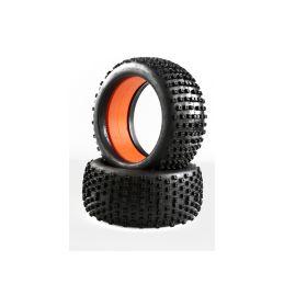 GRP 1:6 Cubic gumy s vložkami, směs A/soft, 2ks - 1