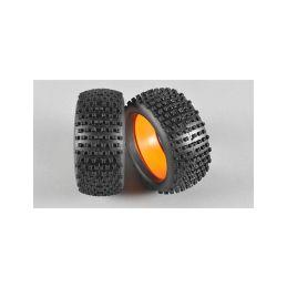 GRP 1:6 Cubic gumy s vložkami, směs B/mediuim, 2ks - 1