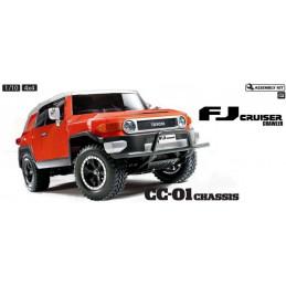 Toyota FJ Cruiser (vč. ESC)