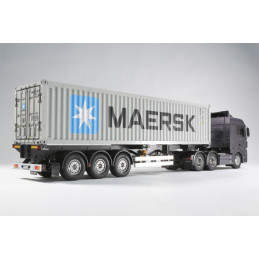 kontejnerový návěs Maersk