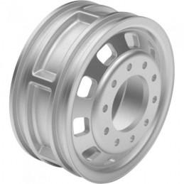 LKW disk stříbrný