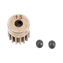 Axial pastorek 15T 48DP 3.17mm - 1