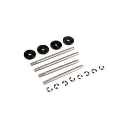 Písty a pístnice pro přední i zadní tlimiče (1 sada) - S10 BX/TX/MT/SC - 1