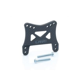 Přední UHLÍKOVÉ parohy/držáky tlumičů 4mm – S10 Twister TX/SC - 1