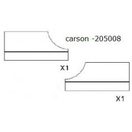 Alu držák motoru Carson -...