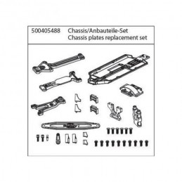 X10ET-XL Chassis/ Základní...