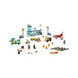 LEGO Juniors - Hlavní městské letiště - 1