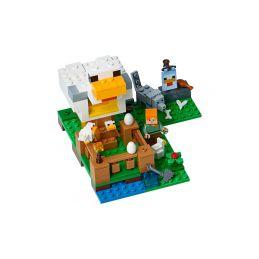LEGO Minecraft - Kurník - 1