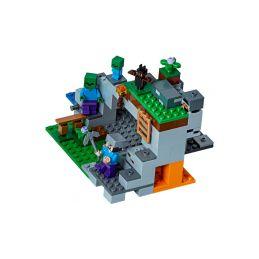 LEGO Minecraft - Jeskyně se zombie - 1