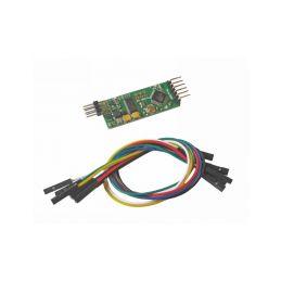 miniOSD k telemetrickému adaptéru NAZA/HoTT - ANYSENSE - 1