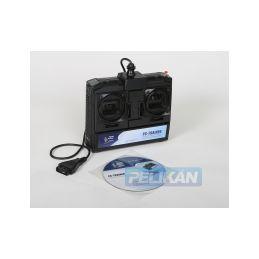 PC TRAINER RCM simulátor+CD - 1
