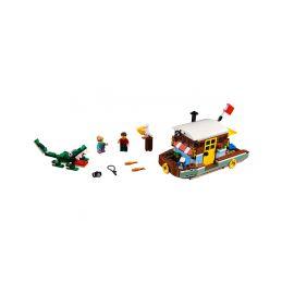 LEGO Creator - Říční hausbót - 1