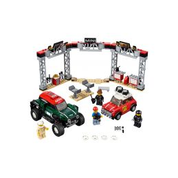 LEGO Speed Champions - 1967 Mini Cooper S Rally a 2018 MINI John Cooper Works Buggy - 1
