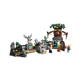 LEGO Hidden Side - Záhada na hřbitově - 1